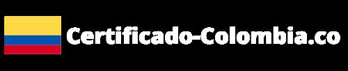 Certificado Colombia